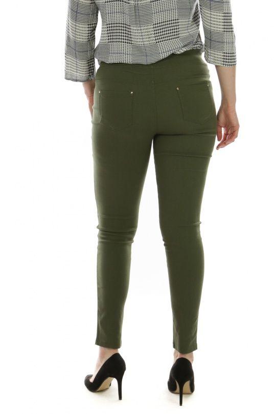 Max  Leggi pants, oliven chris, 6502