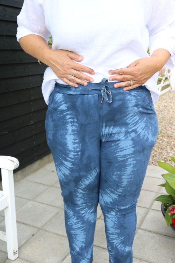 Batik bukser, joggi style