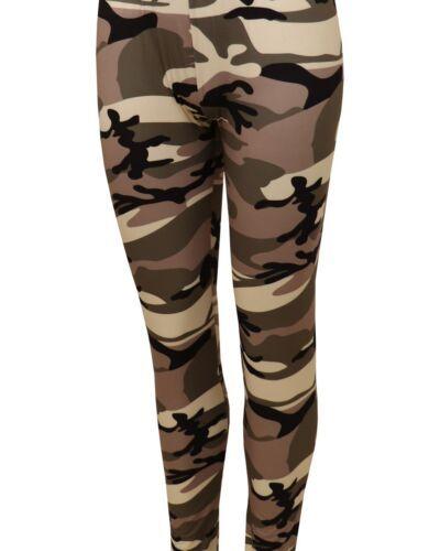 Lys camouflage leggings, Ofelia, Suzanna
