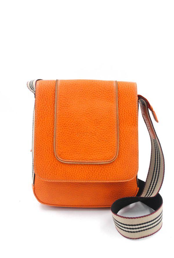 Orange taske,  Likrau